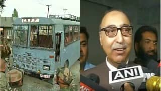 Pampore attack: 'Let's enjoy Iftar party,' says Pakistan High Commissioner Abdul Basit when asked about attack (Watch Video)