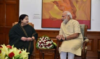 GST would adversely affect Tamil Nadu: Jayalalithaa during meeting with PM Narendra Modi