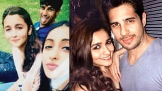 Alia Bhatt & Sidharth Malhotra spotted holidaying in London: Have the lovebirds reconciled?