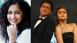 So Gauri Shinde's Alia Bhatt & Shah Rukh Khan starrer has finally got a name!