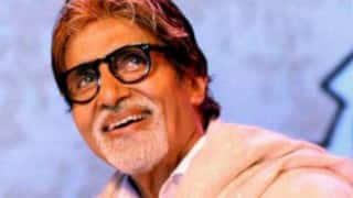 Father's words of wisdom will always remain with me: Amitabh Bachchan