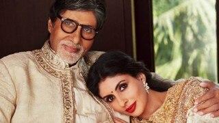 श्वेता बच्चन की पहली किताब बनी बेस्ट सेलर, अमिताभ बच्चन ने इस तरह जाहिर की खुशी