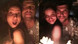 Ahem! Ankita Lokhande spotted hanging out with Bigg Boss guy Kushal Tandon! What are they up to?