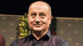 Anupam Kher announces his 500th Hollywood film