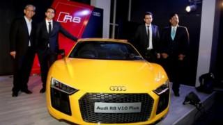 Fastest Audi R8 V10 Plus arrives in Delhi NCR