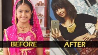 Balika Vadhu actress Avika Gor aka Anandi is all grown up and looks quite stunning!