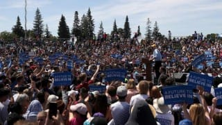 California's Indian American, AAPI Communities 'Feel the Bern'