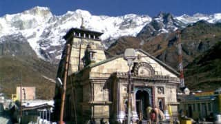 Work in progress on Rs 11.7k crore char-dham,other religious projects