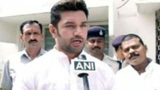 Final call on BJP-LJP tie-up for UP polls soon: Chirag Paswan