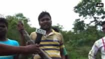 Watch:15-foot-long rare Cobra caught in Mayurbhanj district of Odisha