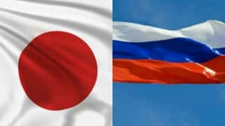 Japan, Russia talks on elusive World War II peace treaty