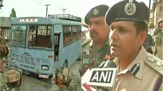 Pampore attack: 8 CRPF jawans martyred, LeT takes responsibility of attack