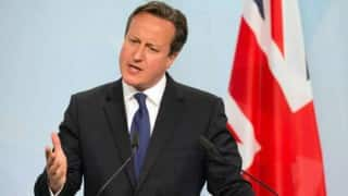David Cameron tells EU free movement reform key to post-Brexit ties