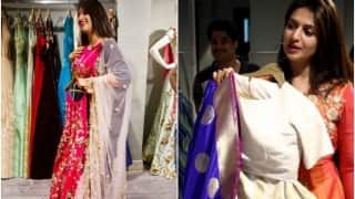 Awww! Yeh Hai Mohabbatein actress Divyanka Tripathi starts shopping for Wedding Trousseau (View pics)