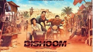 'Dishoom' Trailer Features John Abraham and Varun Dhawan as Unlikely and Funny Police Duo