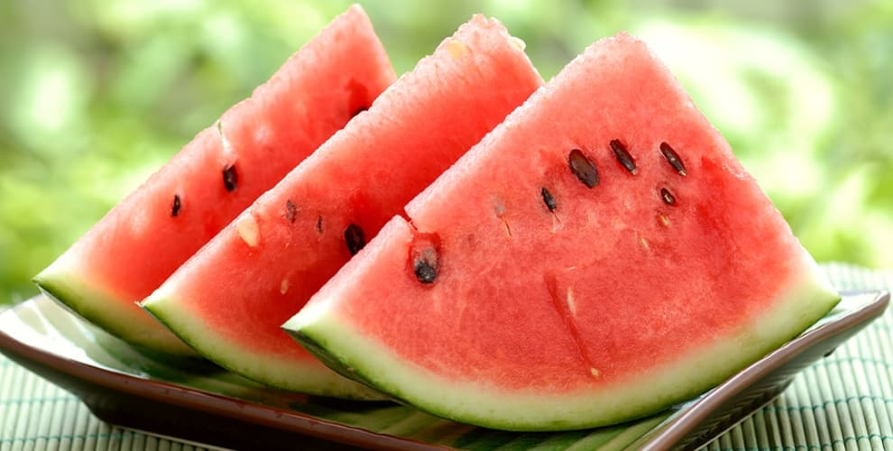 how to lose weight in summer by eating fruits and vegetables