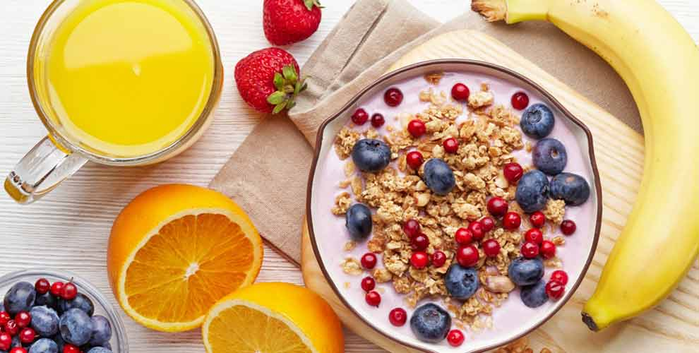 know what to eat for breakfast to lose weight