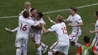 यूरो 2016: पोलैंड ने स्विट्जरलैंड को पेनाल्टी में दी मात
