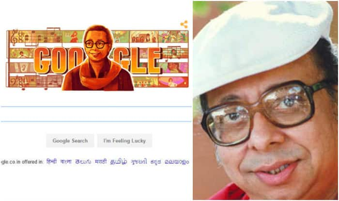 RD Burman's 77th Birthday: Google Doodle Honours Legendary Bollywood Music Composer