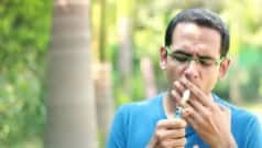 Smoking puts your sperm at risk