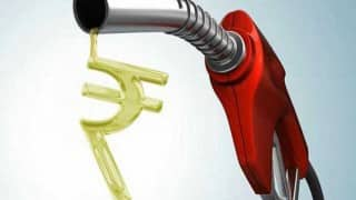 Petrol price hiked by Rs 2.21 per litre, diesel by Rs 1.79 a litre