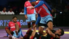 Pro Kabaddi League 2016 Jaipur Pink Panthers vs Bengaluru Bulls, Match Result & Highlights: PKL 4 has its second tie