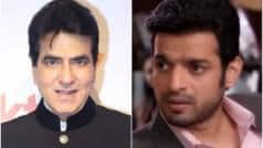 OMG! Why was Karan Patel reprimanded by Jeetendra on the sets of Yeh Hai Mohabbatein!