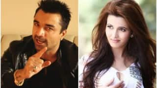 Ugly controversy: Ajaz Khan ex-Bigg Boss contestant files complaint against model Aishwarya Choubey for using his name for fake publicity!