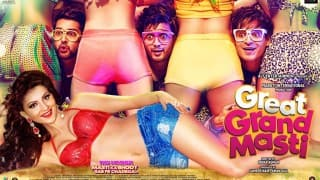 Great Grand Masti song Teri Kamar Ko: This Riteish Deshmukh, Vivek Oberoi & Aftab Shivdasani starrer is simply outrageous but fun!