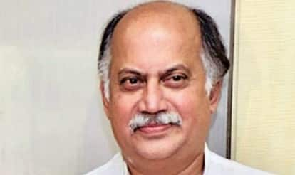 Resignation purely on personal grounds: Gurudas Kamat