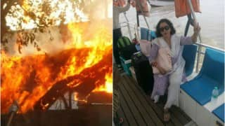 Mathura clashes: Dreamgirl MP Hema Malini shares travel pictures as her Lok Sabha constituency burns
