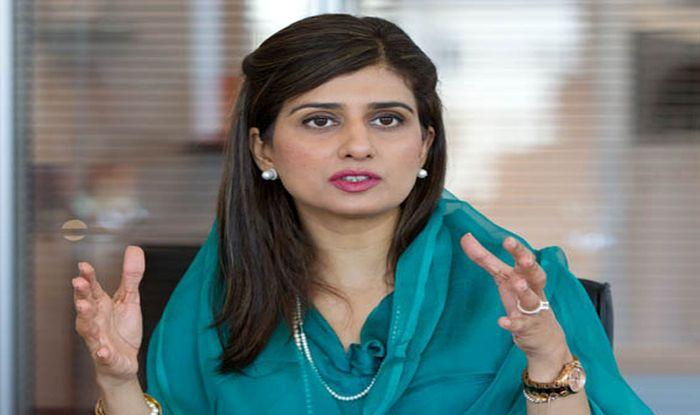 हिना ने पाकिस्तान को दिखाया आईना, कहा- अमेरिका से कटोरा लेकर भीख मांगने की बजाय भारत से रिश्ते करे मजबूत