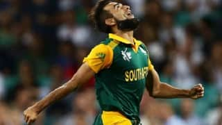 South Africa vs West Indies: Spin-king Imran Tahir leaves West Indies in a tangle