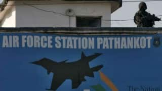 'Terrorists hiding near Pathankot airbase; can launch attack'