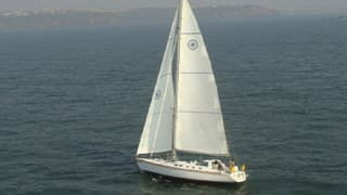 Indian Navy's all-women crew sails from Goa to Port Louis in Mauritius on board Mhadei