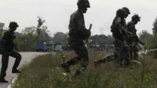 Jammu and Kashmir: Encounter underway between security forces, militants in Bomai