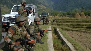 Encounter in Kashmir: Two militants killed in Baramulla