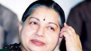 RS elect AIADMK nominees call on Jayalalithaa