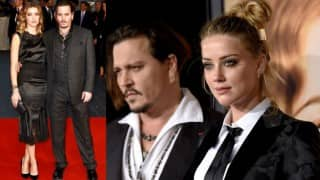 WTF! Johnny Depp tried to smother wife Amber Heard with a pillow