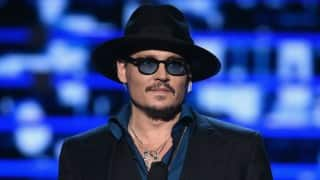 Johnny Depp 'parties hard' amid domestic violence allegations