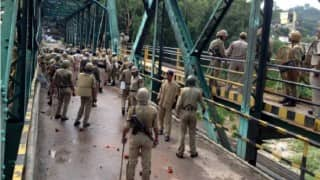 Terror attack in Kashmir: Militants target police station in Shopian, 3 civilians critically injured