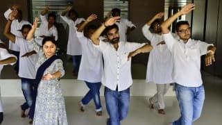Kathak For Him: Unique dance workshop for men in Mumbai on Father's Day 2016