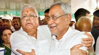 Lalu Prasad Yadav has an advice for Nitish Kumar: We are aging, future belongs to youth
