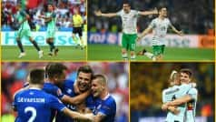 Euro 2016: Here is who plays who in the Round of 16