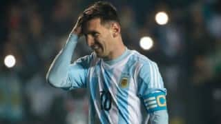 World Cup Qualifiers: Lionel Messi-less Argentina stunned by Bolivia, Brazil almost there