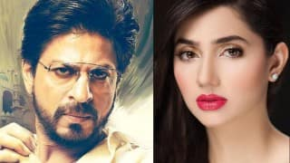Mahira Khan: India is very systematic and Shah Rukh Khan absolutely professional! (Watch video!)