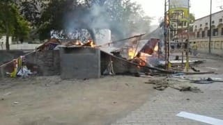 Mathura violence: Large amount of explosives found from Jawahar Bag, says Police