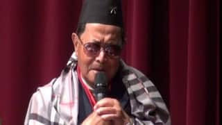 Veteran musician, composer of Nepali national anthem Amber Gurung dead