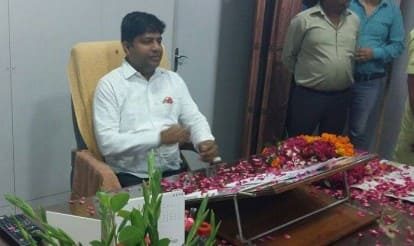 Woman files complaint against AAP MLA Dinesh Mohaniya for