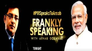 Narendra Modi on Times Now: 10 major things Prime Minister said in his interview with Arnab Goswami